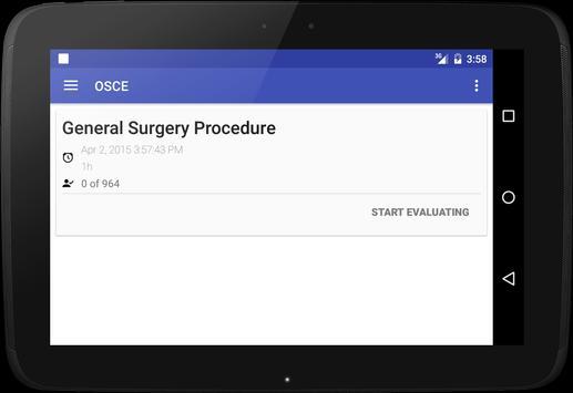 OSCE apk screenshot