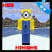 Mod Minions World for MCPE