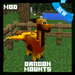 Dragon Mount Mod for MCPE