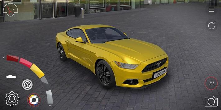 Virtual Mustang poster