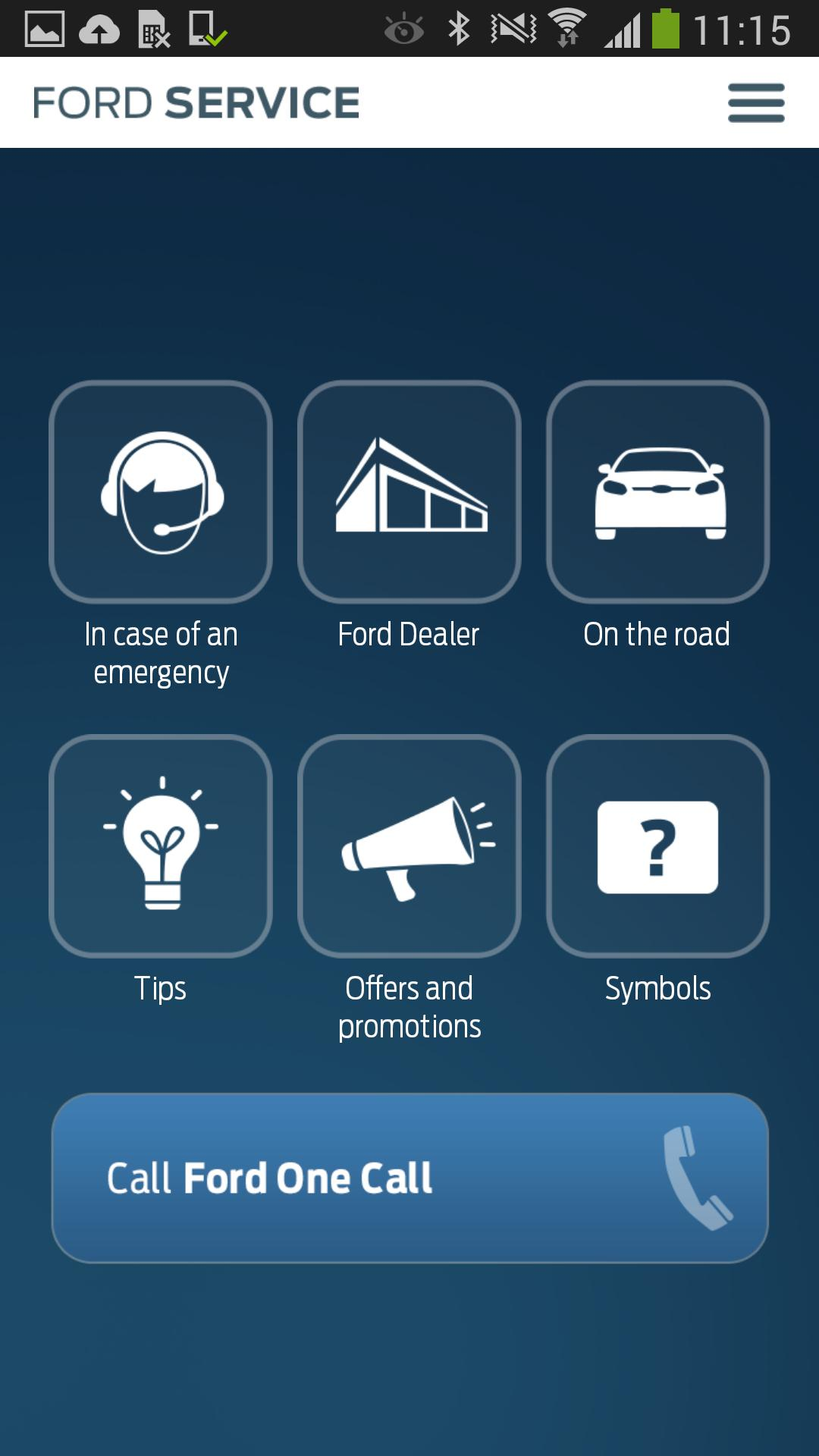 Ford Service for Android - APK Download
