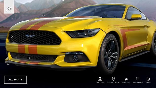 Mustang Customizer screenshot 2