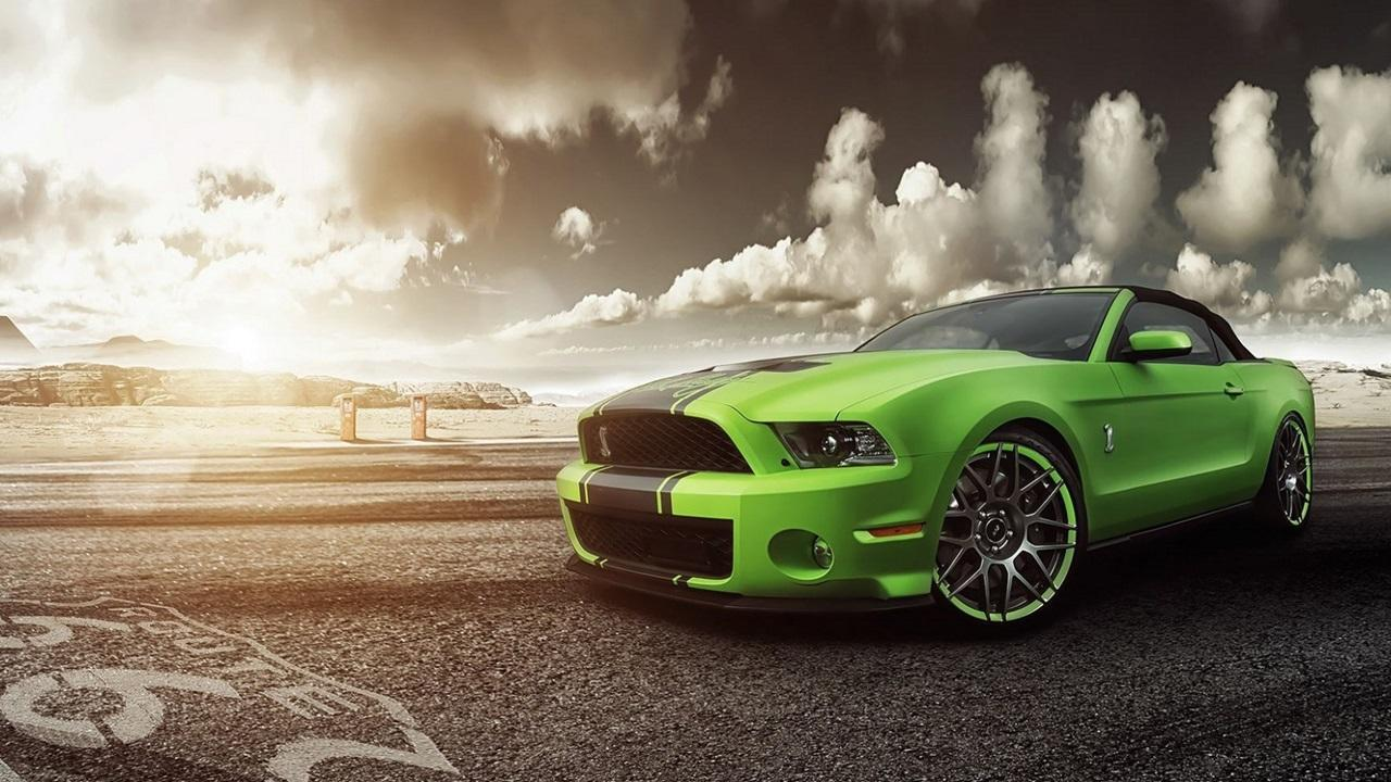 Cool Ford Mustang Wallpaper For Android Apk Download