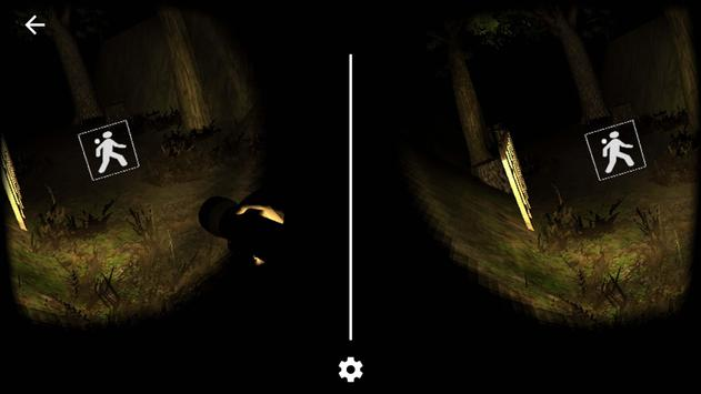 Deep Forest Horror VR apk screenshot