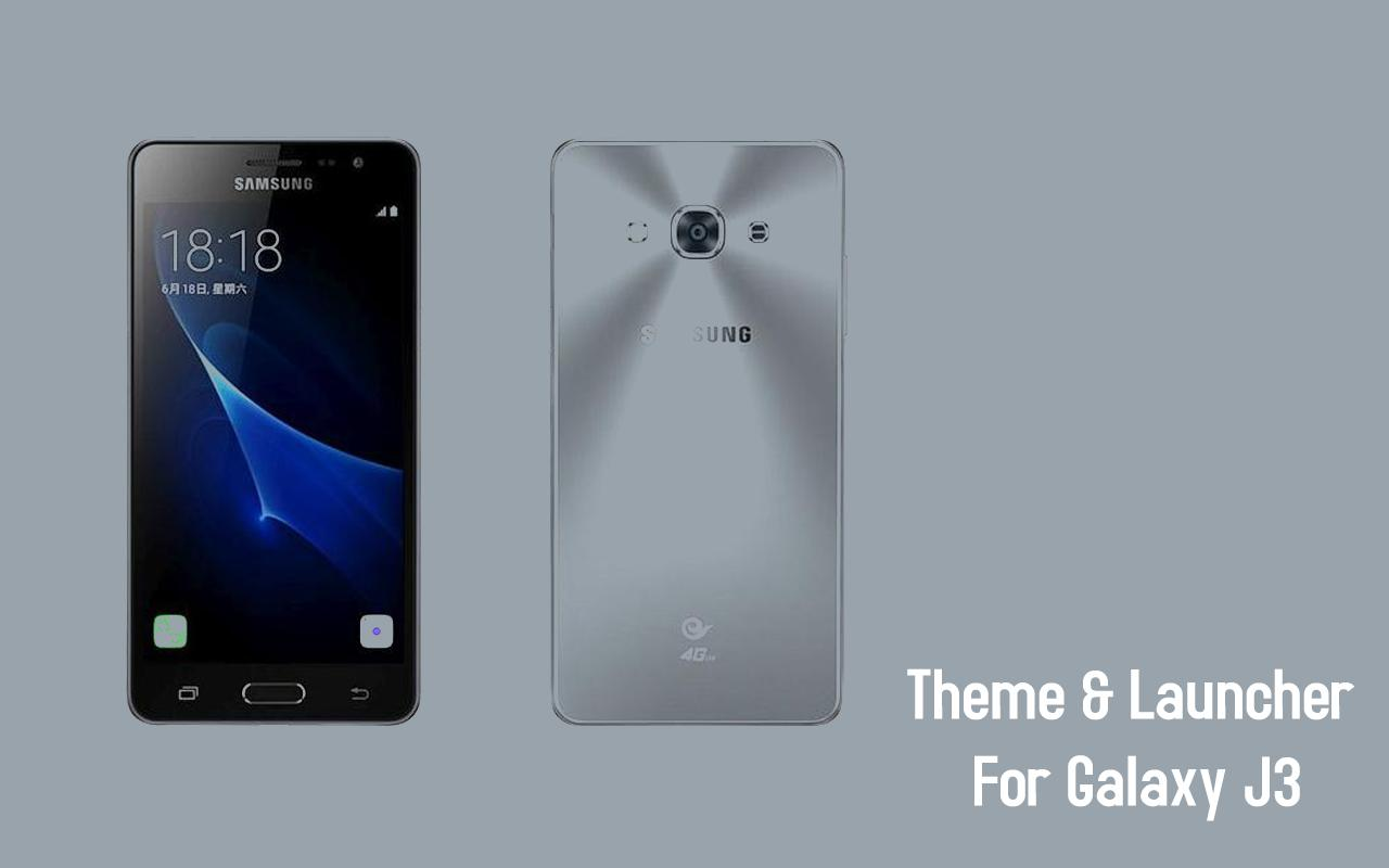 Samsung J3 Android Version