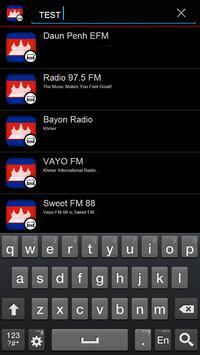 Cambodian Radio apk screenshot