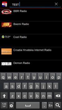 Croatian Radio apk screenshot