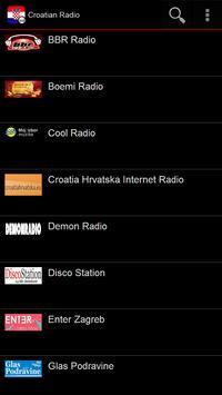 Croatian Radio poster
