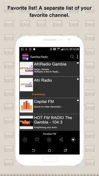 Gambia Radio screenshot 3