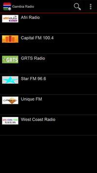 Gambia Radio screenshot 5