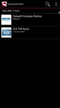 Greenland Radio apk screenshot