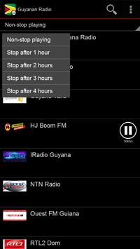 Guyanan Radio screenshot 3