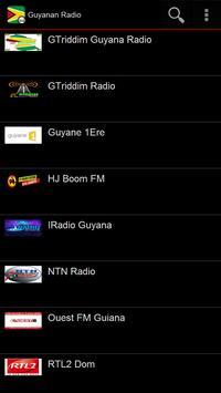 Guyanan Radio poster