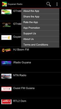 Guyanan Radio screenshot 1