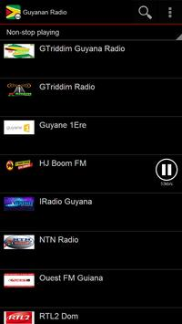 Guyanan Radio screenshot 2