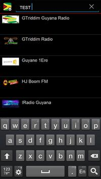 Guyanan Radio screenshot 5