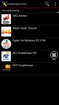 Guadeloupean Radio apk screenshot