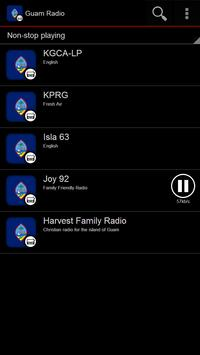 Guam Radio apk screenshot