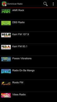 Dominican Radio poster
