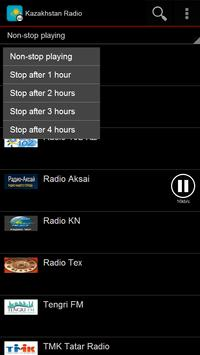 Kazakhstan Radio apk screenshot