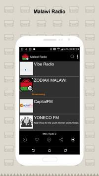 Malawi Radio poster