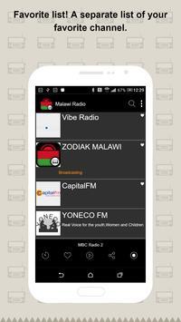 Malawi Radio screenshot 3