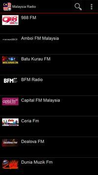 Malaysia Radio apk screenshot