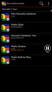 New Caledonia Radio apk screenshot