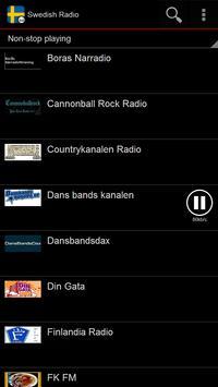 Swedish Radio 截图 2