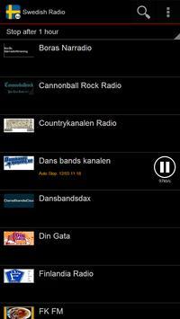 Swedish Radio 截图 4