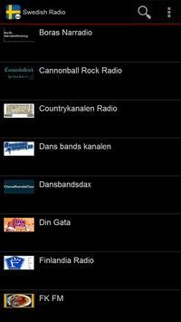 Swedish Radio 截图 6
