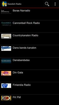 Swedish Radio 截图 7