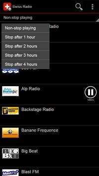Swiss Radio apk screenshot