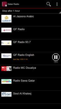 Qatar Radio screenshot 4