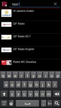 Qatar Radio screenshot 5