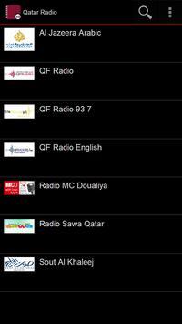 Qatar Radio poster