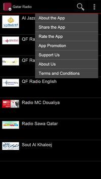 Qatar Radio screenshot 1