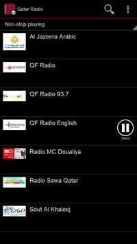 Qatar Radio screenshot 2