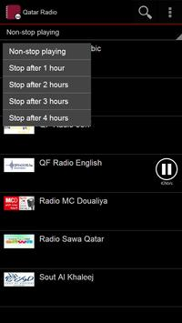 Qatar Radio screenshot 3