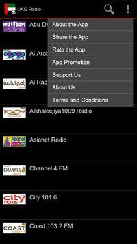 UAE Radio screenshot 1