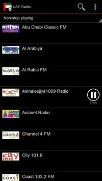 UAE Radio screenshot 2