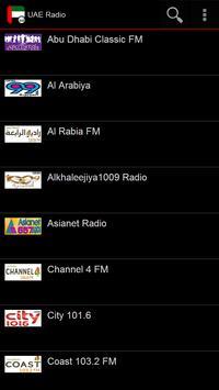 UAE Radio screenshot 7