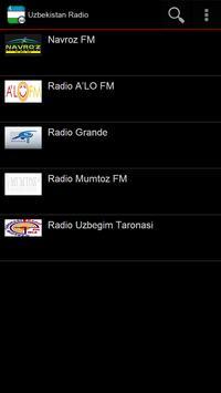 Uzbekistan Radio screenshot 5