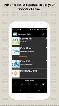 Uzbekistan Radio screenshot 3