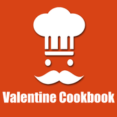 Valentine Cookbook icon