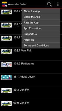 Venezuelan Radio apk screenshot