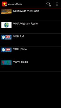 Vietnam Radio poster