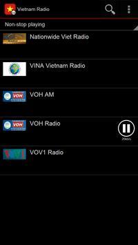 Vietnam Radio apk screenshot