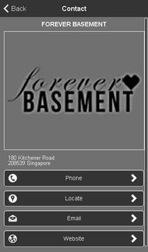 Forever Basement apk screenshot