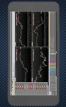forex биржа - инвестируй в заработок денег apk screenshot